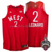 West All Star Game Basketball Trikots 2016 Kawhi Leonard 2# NBA Swingman..
