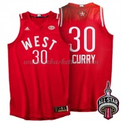 West All Star Game Basketball Trikots 2016 Stephen Curry 30# NBA Swingman..