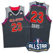 West All Star Game Basketball Trikots 2017 Anthony Davis 23# NBA Swingman..