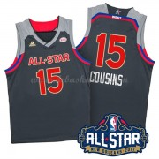 West All Star Game Basketball Trikots 2017 Demarcus Cousins 15# NBA Swingman..