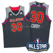West All Star Game Basketball Trikots 2017 Stephen Curry 30# NBA Swingman..