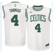 Boston Celtics Basketball Trikots 2015-16 Isaiah Thomas 4# Home Trikot Swingman..