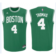Boston Celtics Basketball Trikots 2015-16 Isaiah Thomas 4# Road Trikot Swingman..
