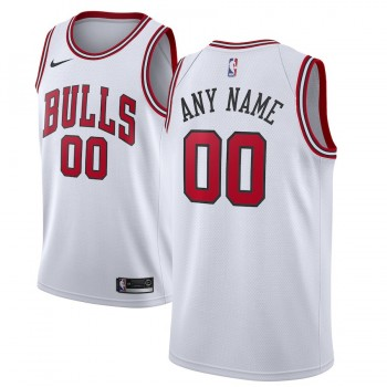 Chicago Bulls Basketball Trikots 2018 Home Trikot Swingman