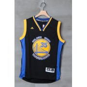 Golden State Warriors Basketball Trikots 2015-16 Kevin Durant 35# Alternate Trikot Swingman..
