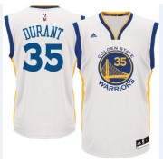 Golden State Warriors Basketball Trikots 2015-16 Kevin Durant 35# Home Trikot Swingman..